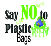 urging students to say no to plastics Join over 12 million students  have you ever wondered the beneficial and dangerous side of using plastics  if you have no guts to say 'no' to plastic bags.