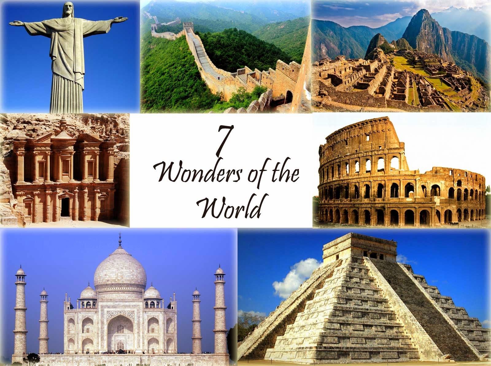 Assembly - Seven Wonders of the World
