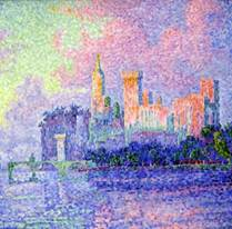 Pointillism Art – Inter House Competition