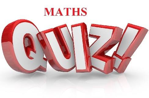 Inter House Math Quiz