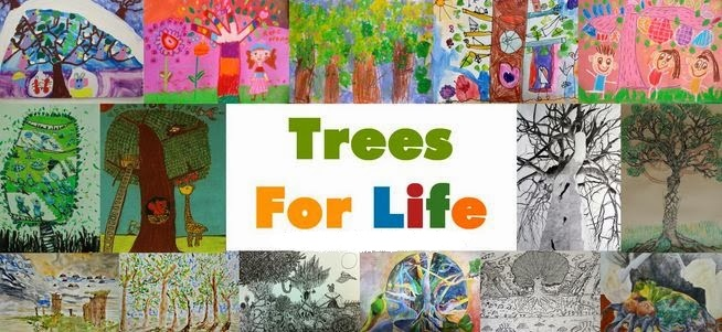 Drawing Competition- Trees for Life