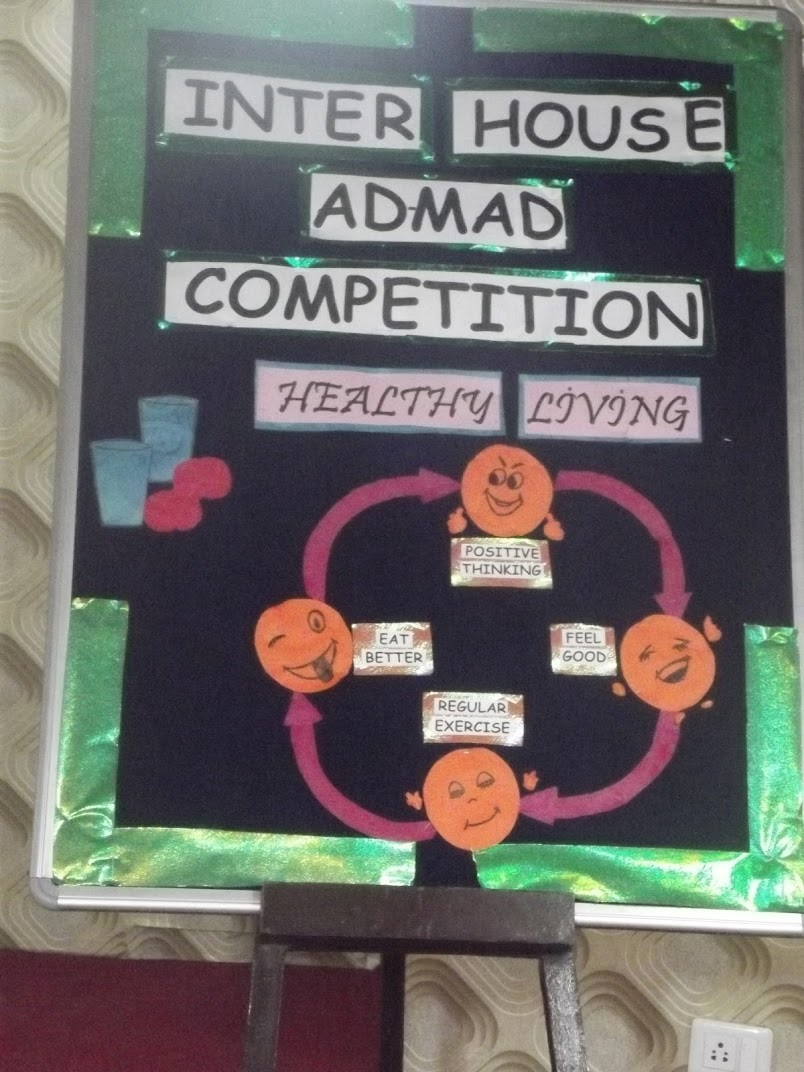 Inter House AD-MAD Competition