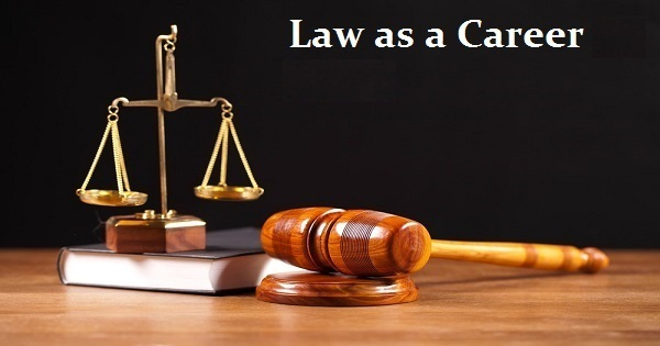 Law as a Career Option - Workshop