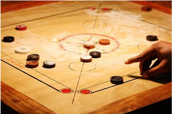Inter House Carrom Competition