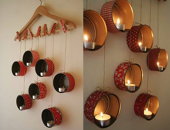 Best Out of Waste - Diwali Decoration