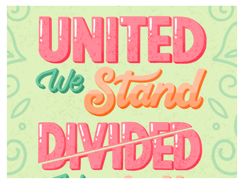 Assembly - United we stand divided we fall