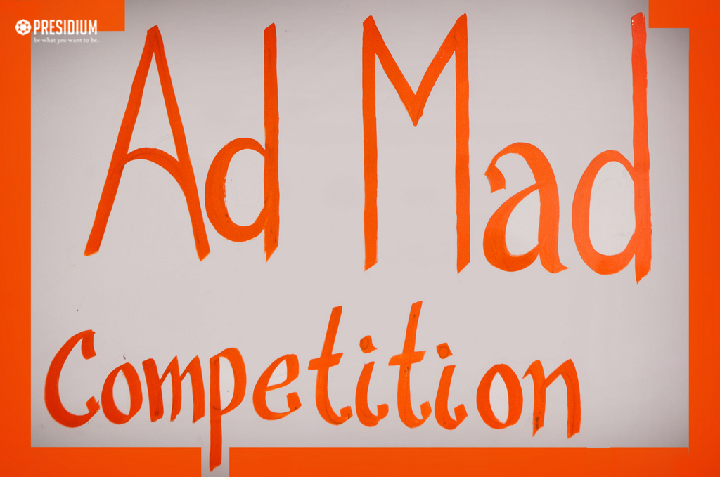 Intra Class Ad Mad Competition