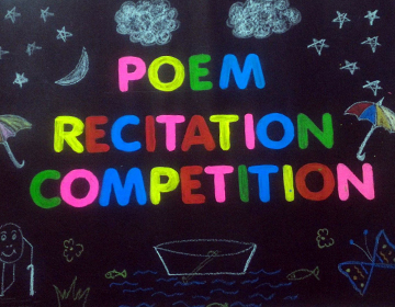 Poetry Recitation Competition