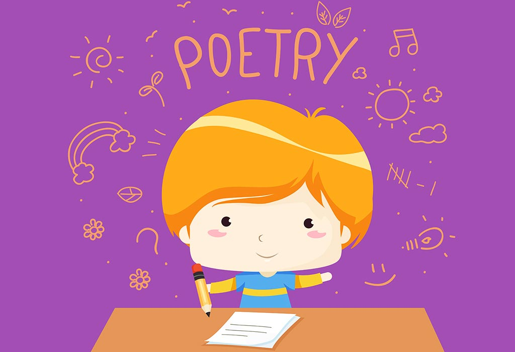 Intra Class English Rhyme Recitation Competition - Class Blooms